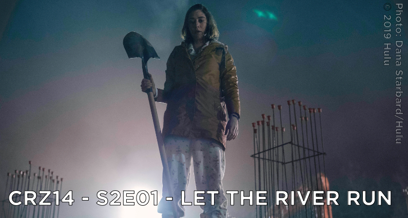 CRZ14 - Let The River Run - Cover Art