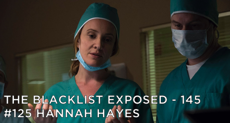 BLE144 – S7E7 – #125 Hannah Hayes