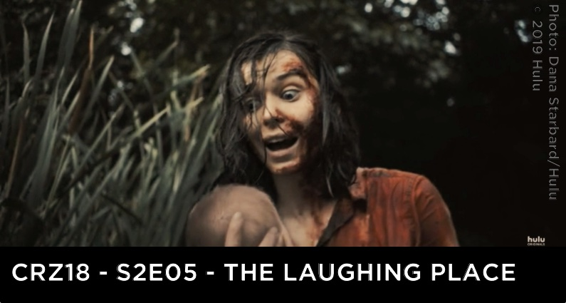 CRZ18 - The Laughing Place - Cover Art