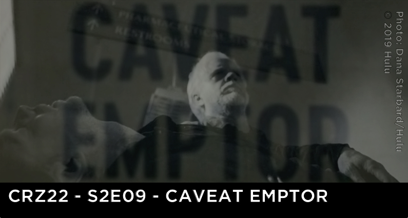 CRZ22 - Caveat Emptor - Cover Art