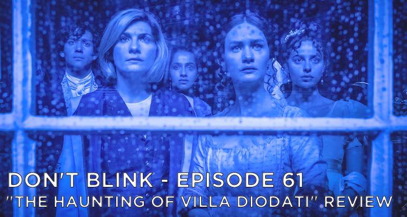 DB 61 – S12E08 – The Haunting Of Villa Diodati