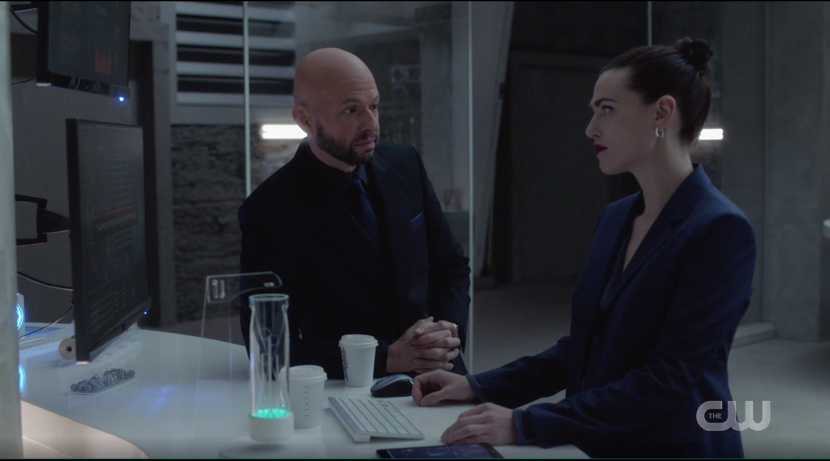 MOS 104 Luthor Sibs
