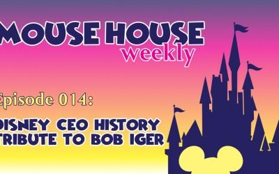 Disney CEO History, Tribute to Bob Iger