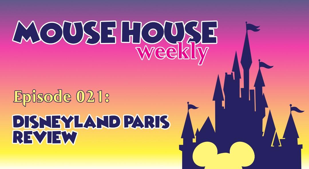Disneyland Paris Review