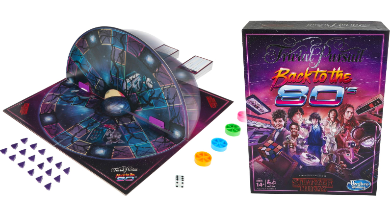 TSTP S3E12 Stranger Things Trivial Pursuit