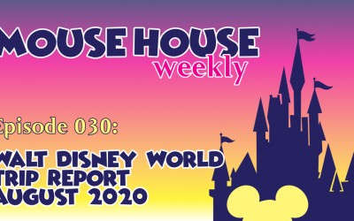 Walt Disney World Trip Report – August 2020