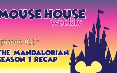 The Mandalorian Season 1 Recap
