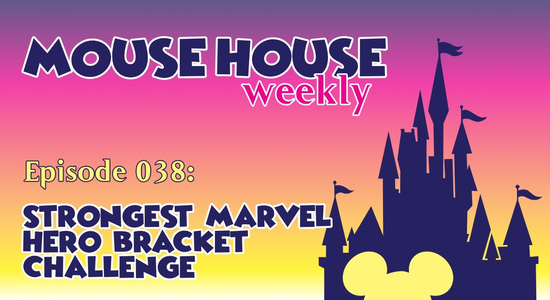 Strongest Marvel Hero Bracket Challenge