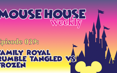 Family Royal Rumble! Tangled vs Frozen
