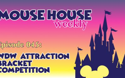 WDW Attraction Bracket Competition
