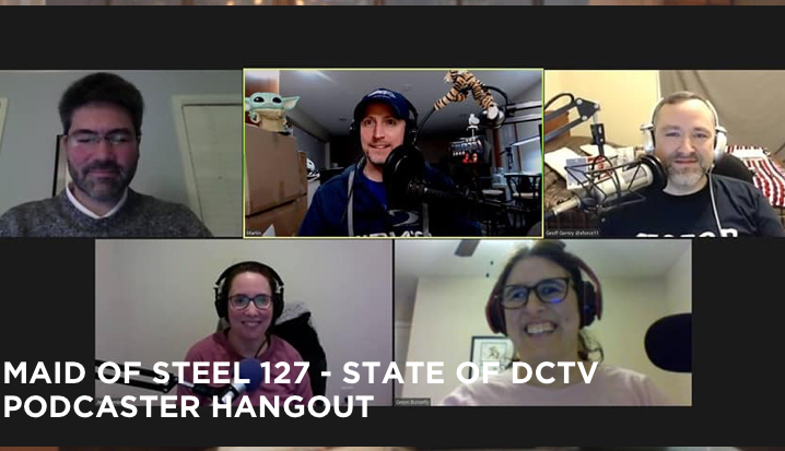 MOS 127 – State of DCTV Podcaster Hangout