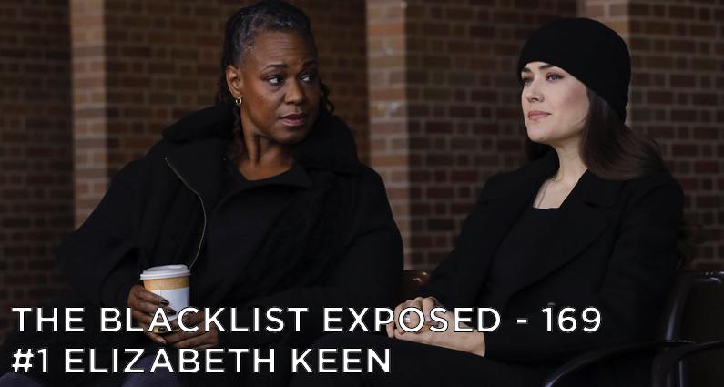 BLE169 – S8E4 – #1 Elizabeth Keen