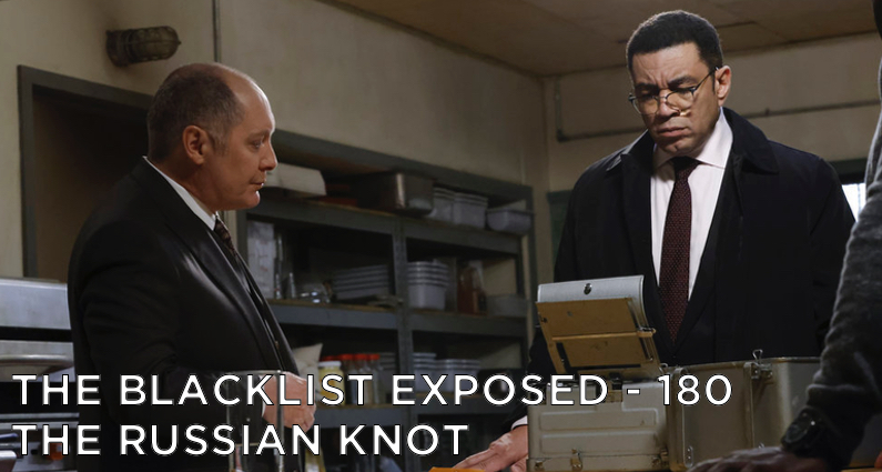 Red shows Harold the Russian Knot typewriter