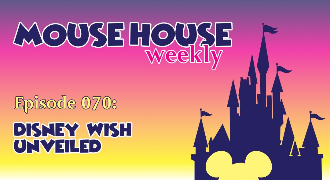 Disney Wish Unveiled