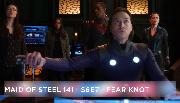 MOS 141 – S6E7 – Fear Knot