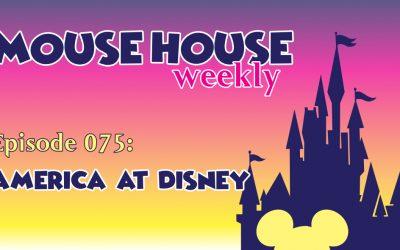 America at Disney