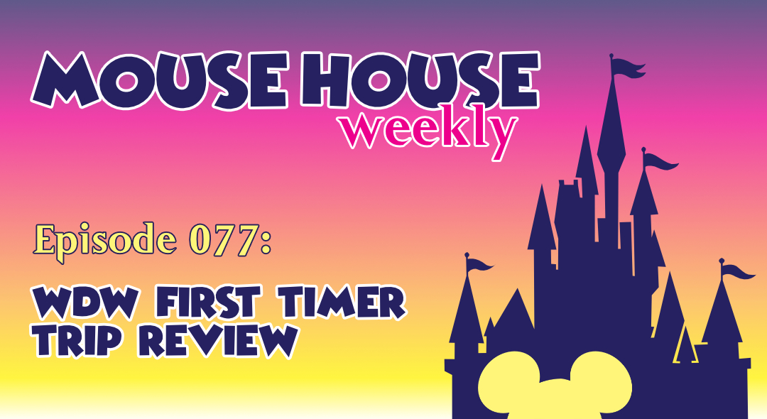 WDW First Timer Trip Review