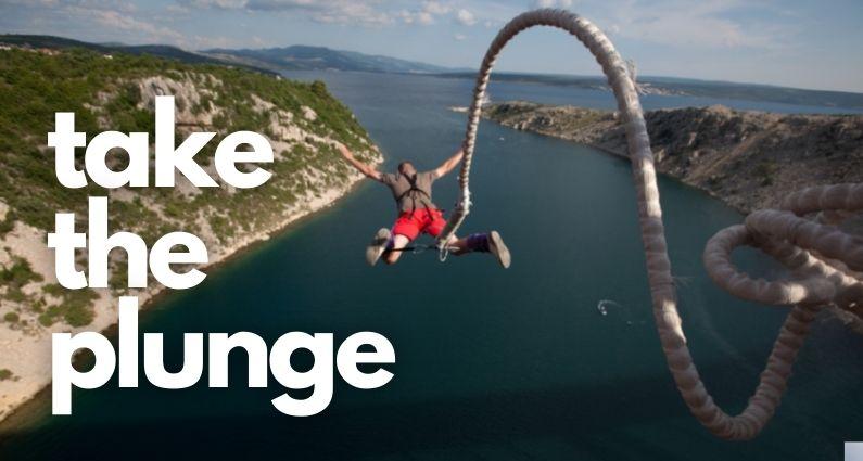 577- Take the Plunge