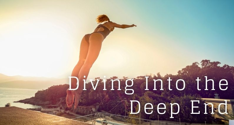 Diving Into the Deep End - Stuff I Learned Yesterday