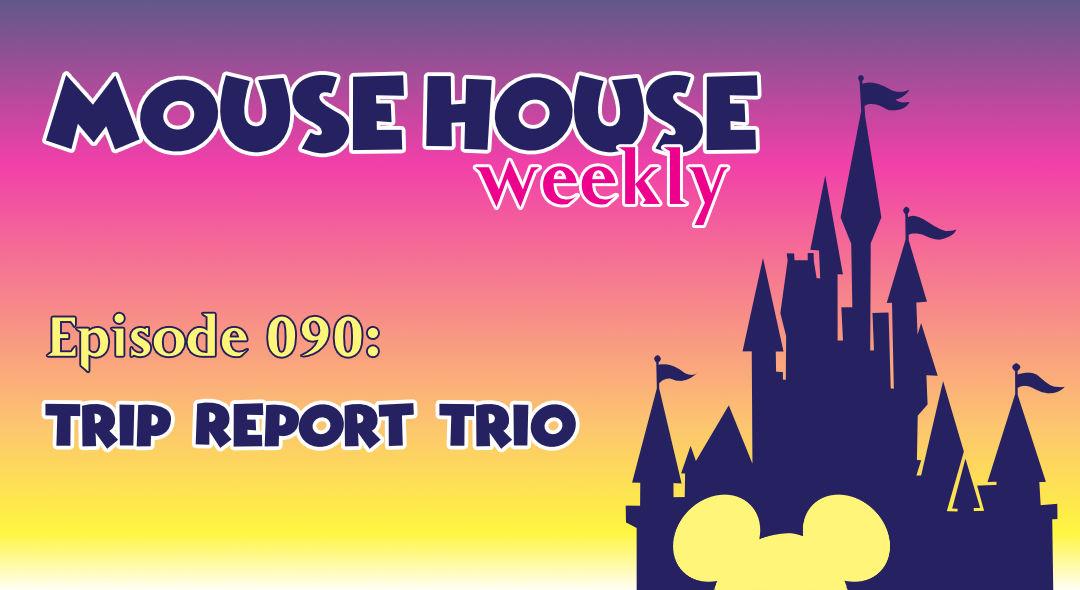 Trip Report Trio