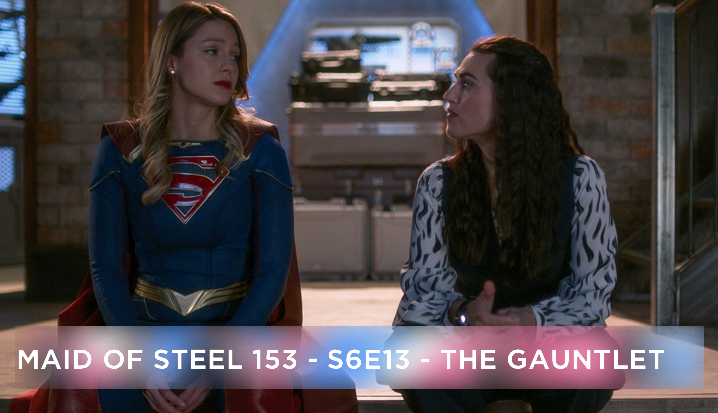 MOS 153 – S6E13 – The Gauntlet